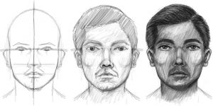 facial composite sketches